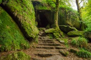Stock 430 La Grotte d'Artus