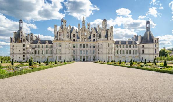 Stock 434 Chateau de Chambord
