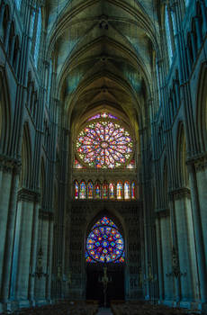 Stock 456 Reims Cathedral