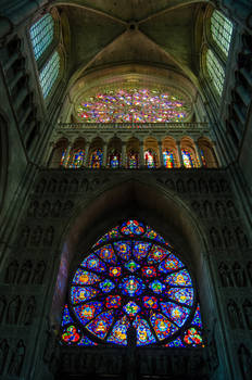Stock 457 Reims Cathedral