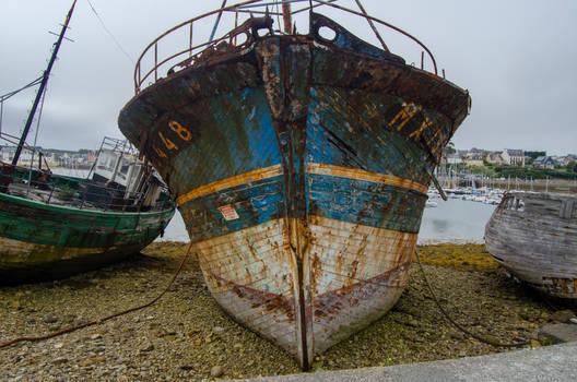 Stock 468 Ship Graveyard