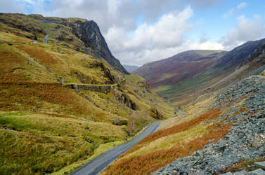 Stock 487 Honister Pass