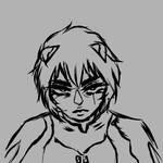 Rei from Evangelion