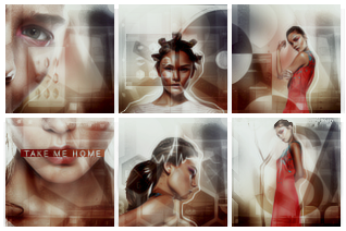 Take me Home Icons by Paynetrain by marioantonio23