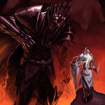 Morgoth and Fingolfin