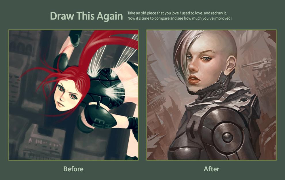 Draw this again -  E.A.R.T. Unit by ShadCarlos