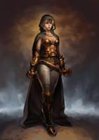Harpy Goddess by ShadCarlos