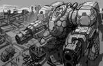 The Round Shield - Mech