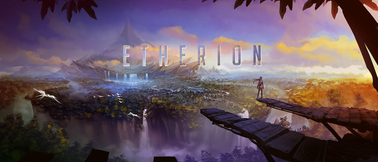 ETHERION Concept by ShadCarlos