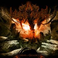 HELMSPLITTER - album cover by stan-w-d