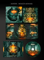 ASATOR - EP design - METAL by stan-w-d