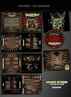 BASANOS - METAL CD Layout by stan-w-d