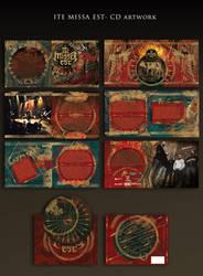 ITE MISSA EST - CD layout