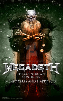 MEGADETH contest 2012