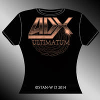 ADX - T-Shirt girlie model by stan-w-d