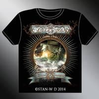 BELOKAN - T-shirt male model by stan-w-d