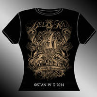 BELOKAN - T-shirt girlie model by stan-w-d