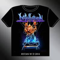 DESILLUSION - T-Shirt model by stan-w-d
