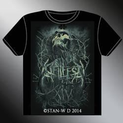 HELLFEST 2014 - T-Shirt design