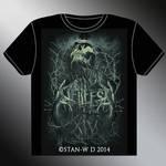 HELLFEST 2014 - T-Shirt design by stan-w-d