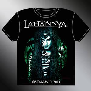 LAHANNYA - Sojourn T-Shirt Model unreleased