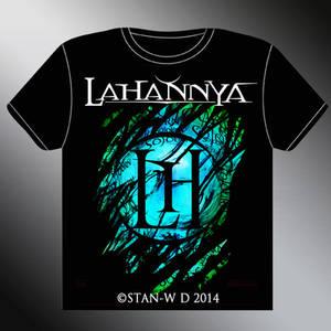LAHANNYA - Sojourn T-Shirt Model
