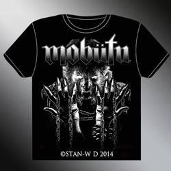 MOBUTU - T-shirt design