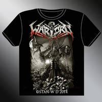 WARLORD (uk) - T-Shirt Model