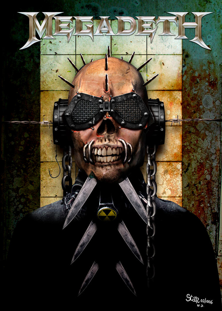 Vic Rattlehead TOP10 contest by stan-w-d