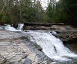 Umpachene Falls Waterfall by Kanahit