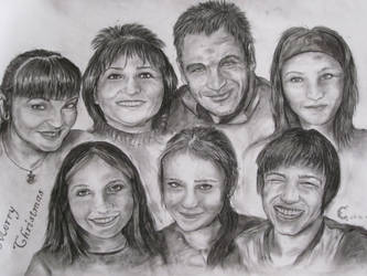 My Family by LizPonx