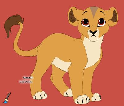 Zira by werewolflion