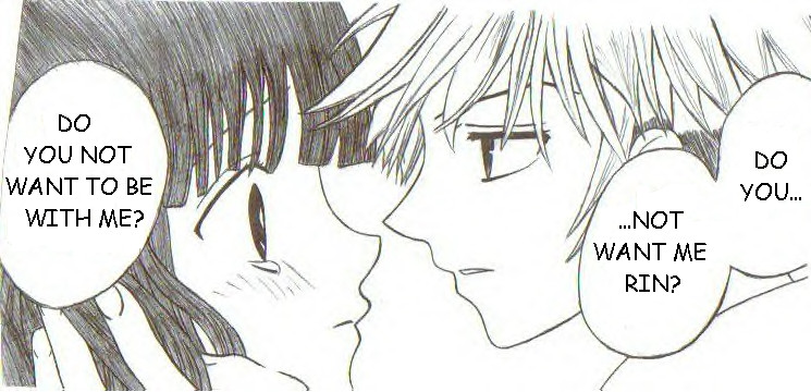 Rin And Haru By IWantDumplings