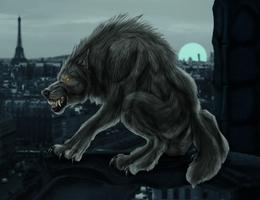 The beast of Notre Dame by DinoMatt24