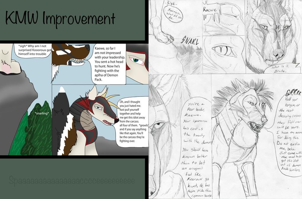 Improvement-KMW by DinoMatt24