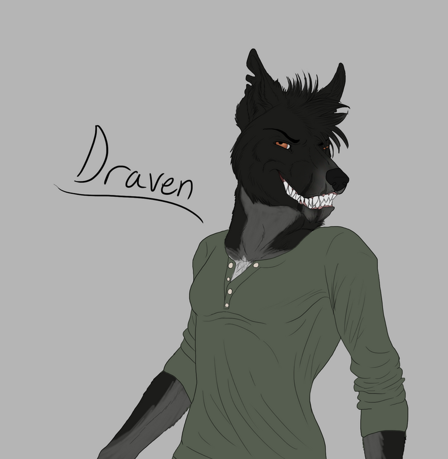 Draven by DinoMatt24
