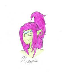 Nabooru Headshot by Chibidrow
