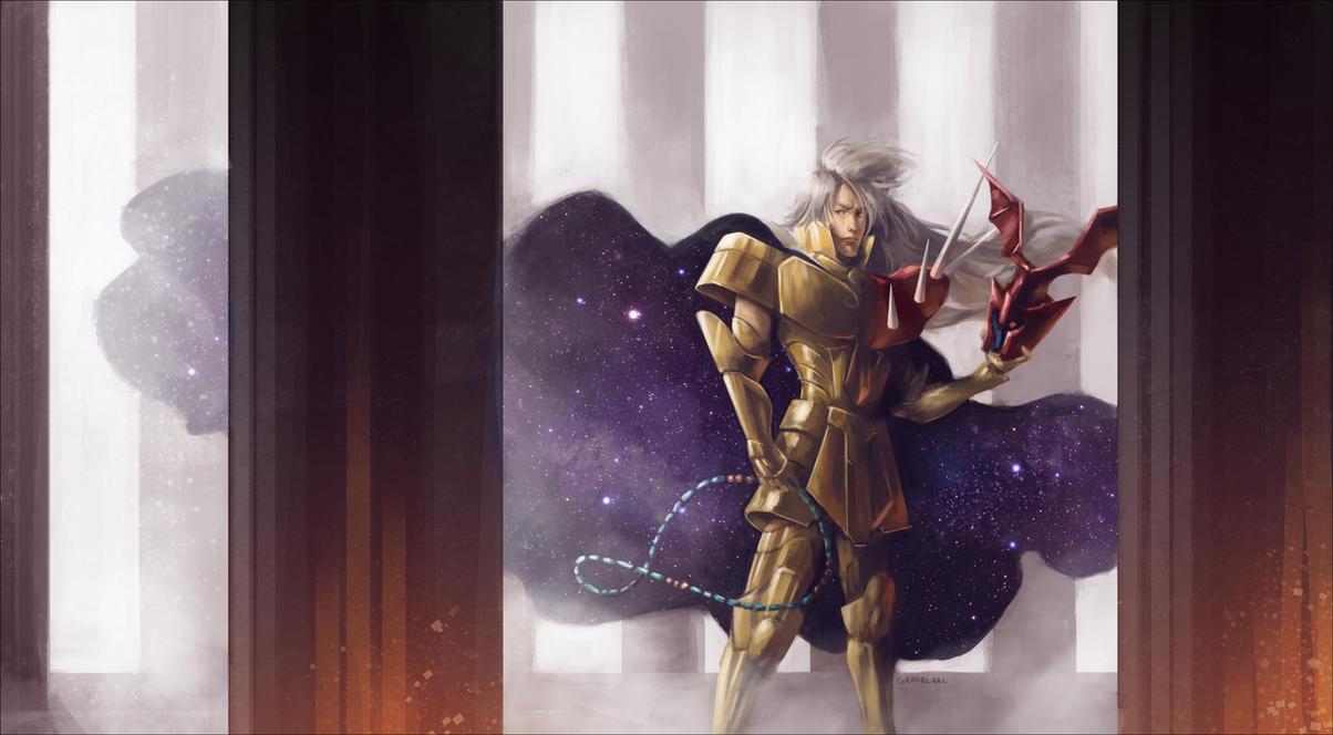 Gemini Saga by Gabriela-Birchal