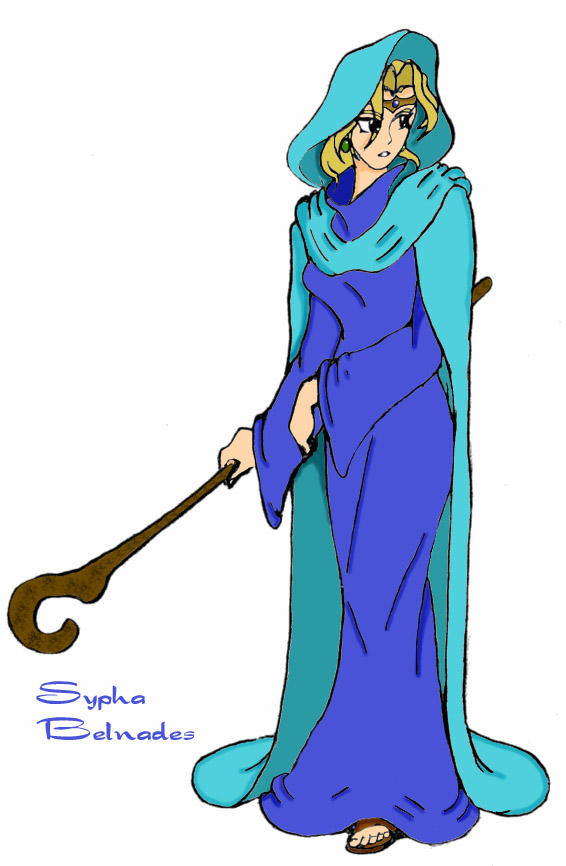 Sypha by sindra
