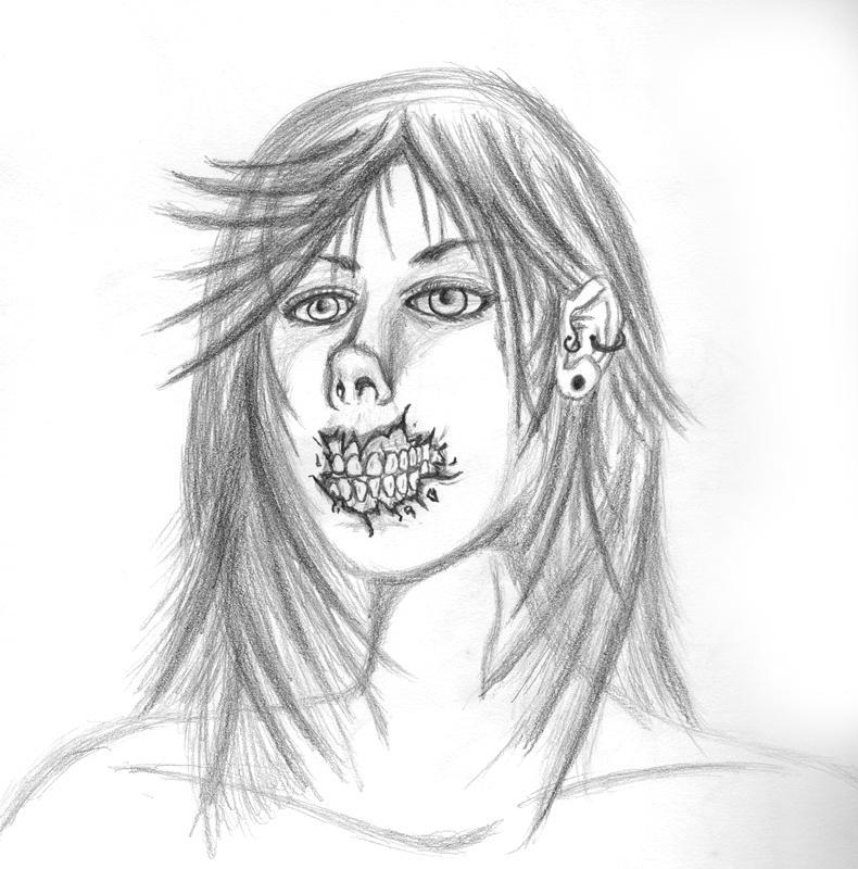 Death Kiss by sindra