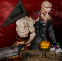 Dwelling of Duels Banner October 2014 by sindra