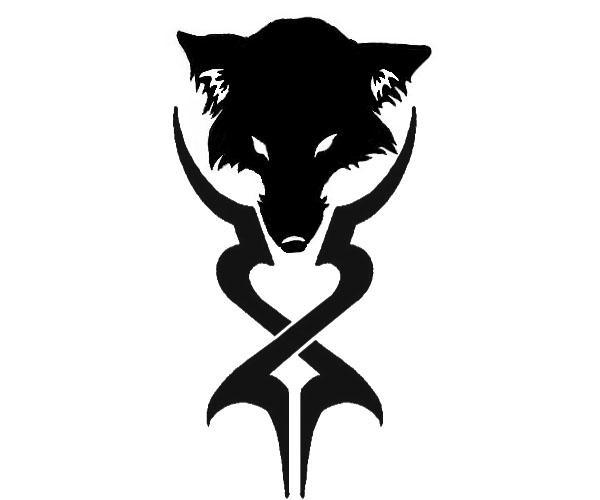 Wolf's Head by sindra