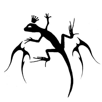 Lizard King by sindra