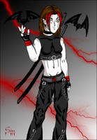 Redesigned Sin by sindra
