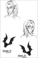 Concept Sheet - Sin2 + Bats by sindra