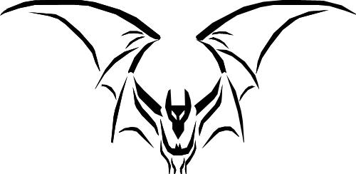 Phantom Bat Design by sindra