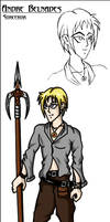 Concept Sheet - Andre