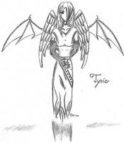 Tyris Concept Art by sindra