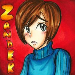 Zander by mgcomix