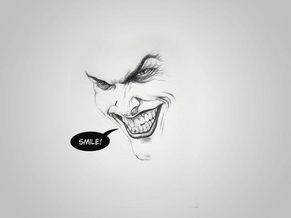 Minimal Joker by btcaloiro
